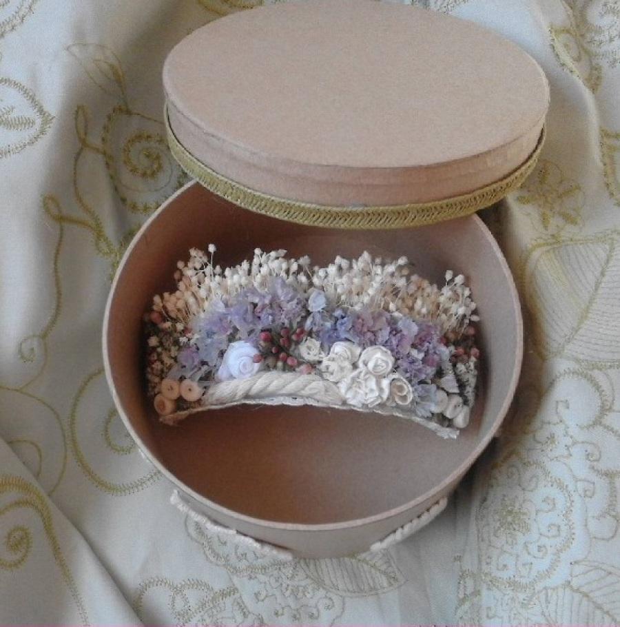 Introduzca aquí el texto alternativo. Tocado flores, coronitas de flores, adornos para el pelo, comunión, ceremonia, bodas